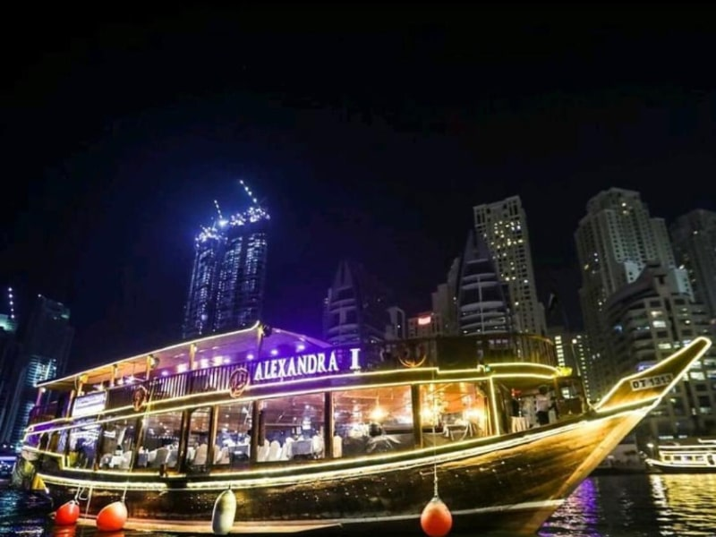 Dhow Cruise Creekside