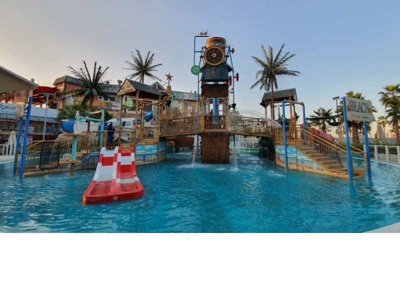 Laguna Waterpark with Transfers