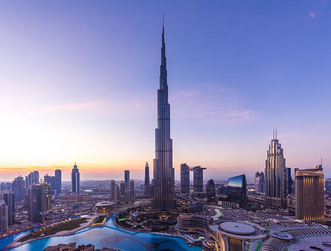 3N Dubai - Dubai trio wi...