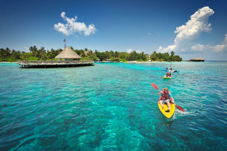 3N Maldives - Bandos