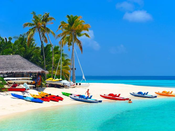 3N Maldives - Fun Island...