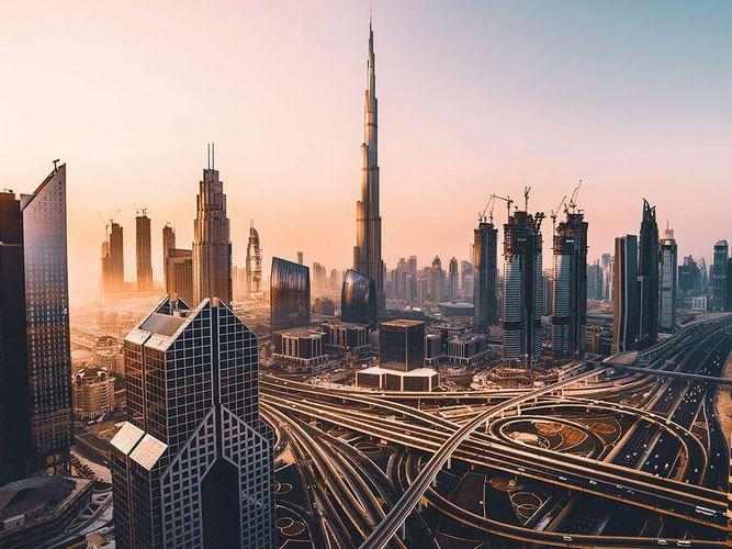 4N Dubai - Dubai trio wi...