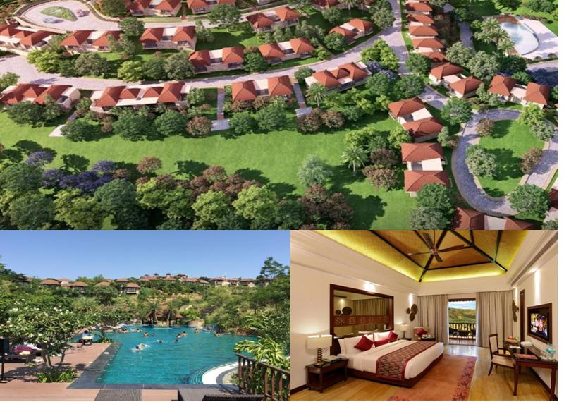 Ananta Spa and Resort