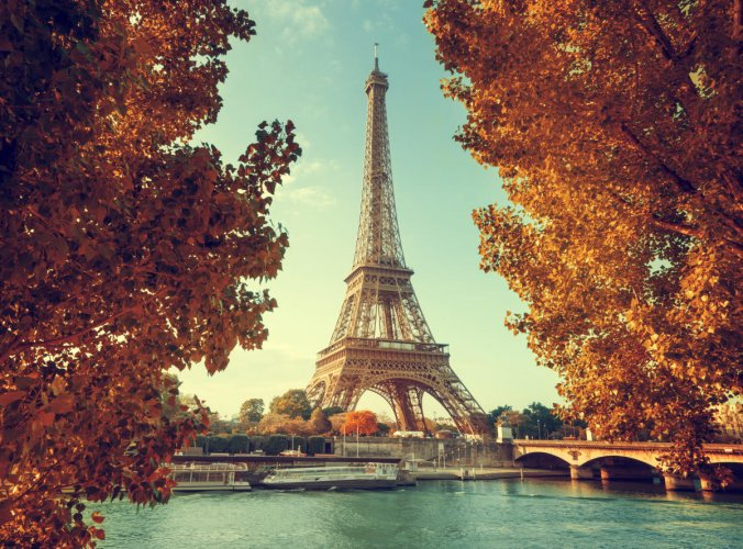 Best of London and Paris
