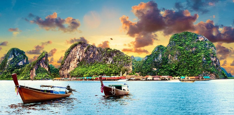 Best of Phuket and Krabi
