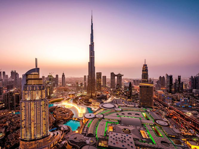 Dubai Classic Package
