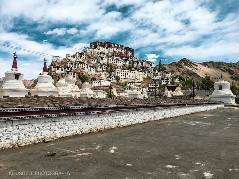Dynamic Ladakh in 8 Days...