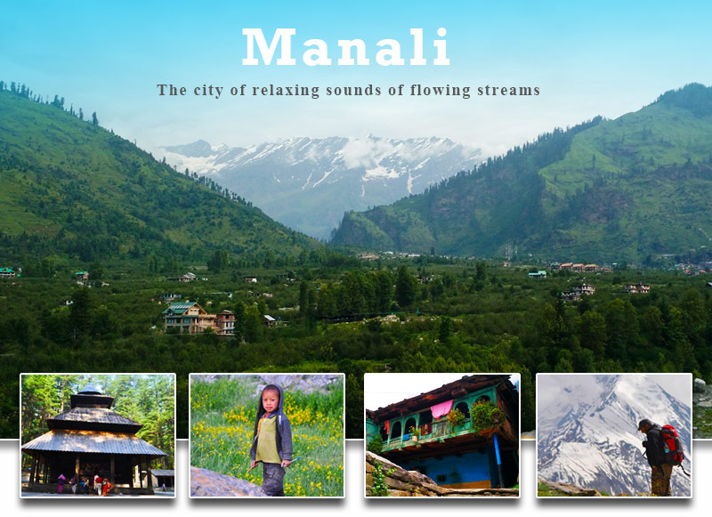 Exclusive Manali Tour by...