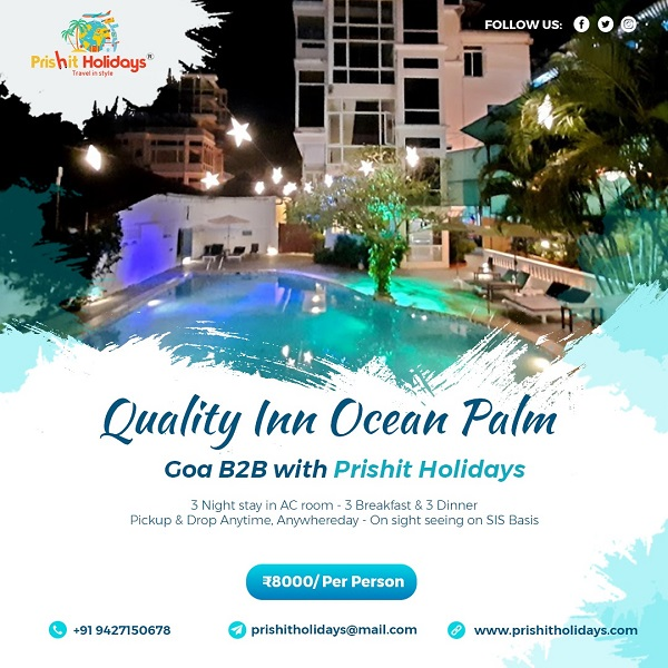 GOA PACKAGE - GUALITY IN...