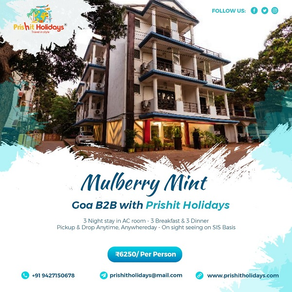 GOA PACKAGE - Mulberry M...