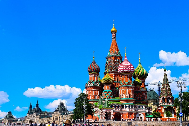 GREAT CITIS OF RUSSIA