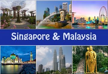 Glimps of Singapore and ...