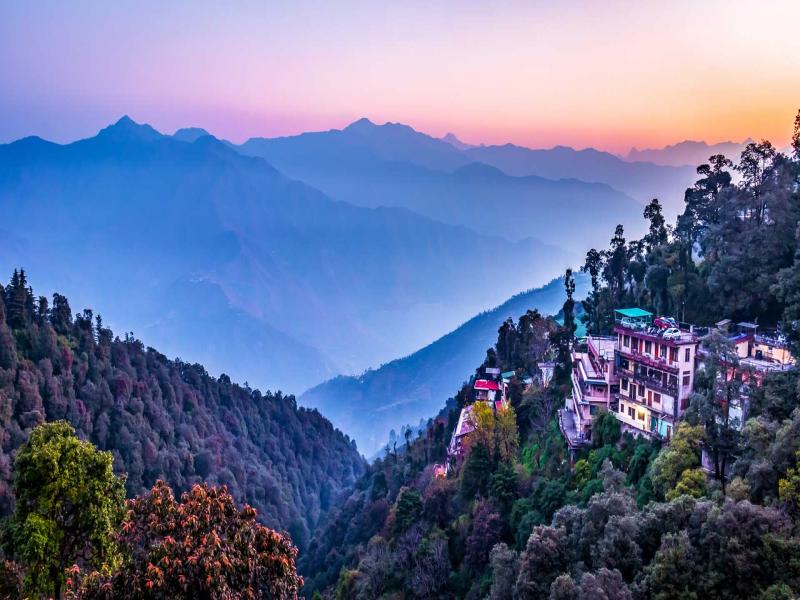 Highs of Uttarakhand