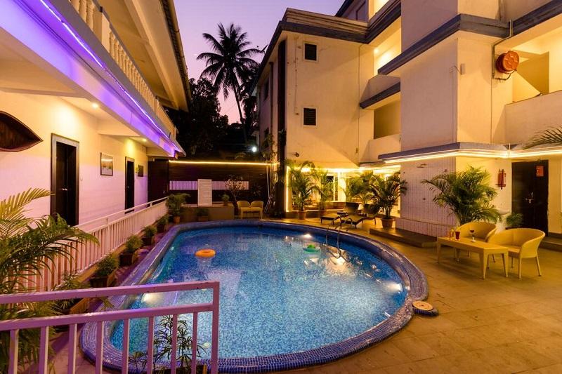Hotel Mulberry Mint Goa-...