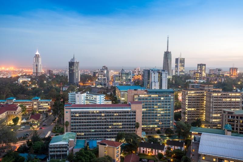 Kenya with Tanzania