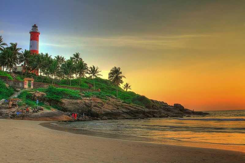 Kerala Beach Retreat