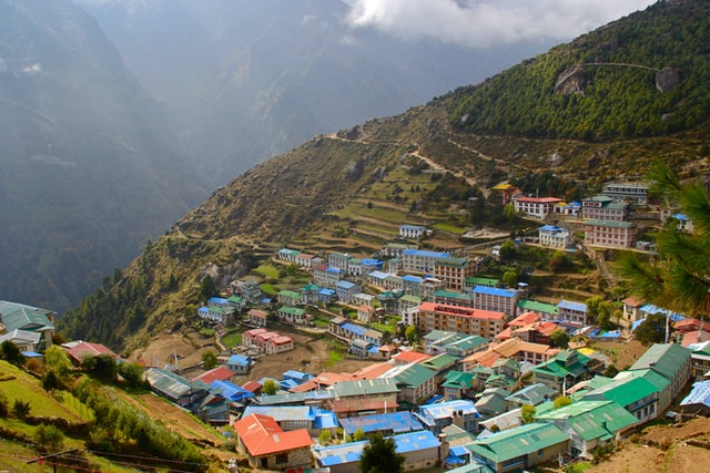 Nepal in Depth