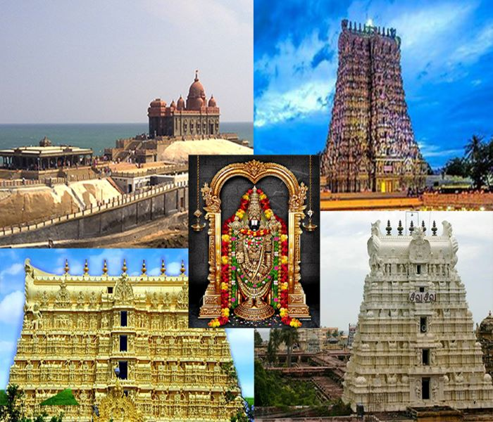 South India pilgrimage t...