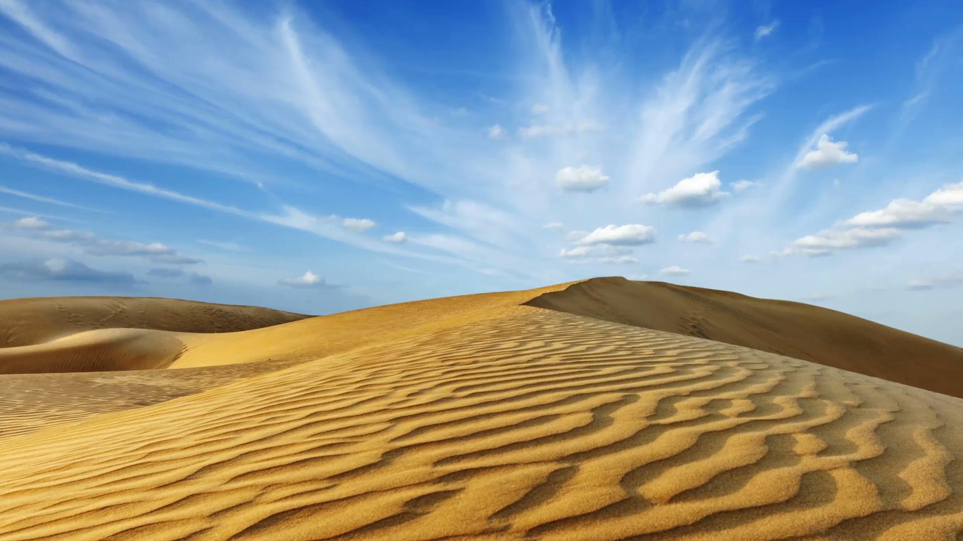 THE ROMANCE OF DESERT