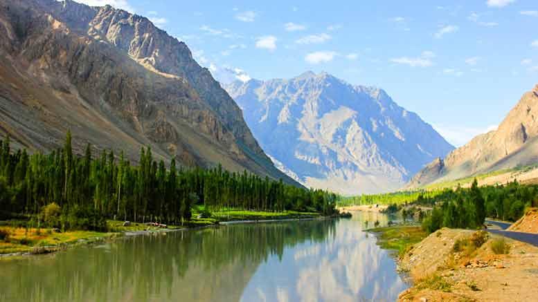 Trans Himalaya