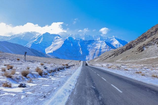 Untamed Ladakh by Air
